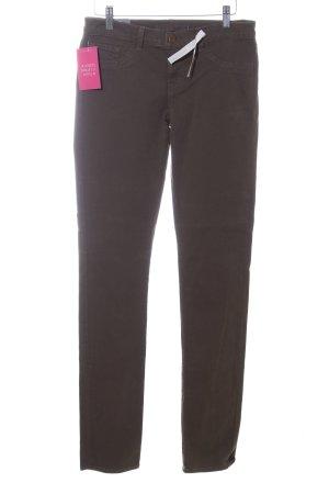 J brand Skinny Jeans grüngrau Casual-Look