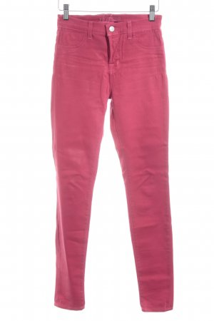 J brand Skinny Jeans red casual look