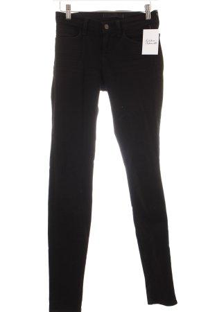 J brand Skinny Jeans schwarz schlichter Stil