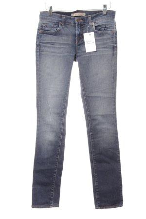 J brand Skinny Jeans steel blue casual look