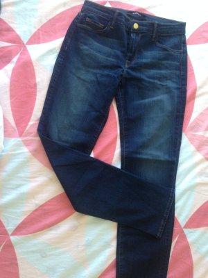 J brand Jeans skinny blu-blu scuro
