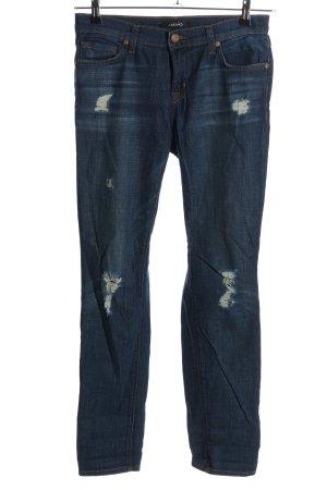 J brand Slim Jeans blue street-fashion look