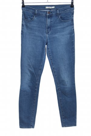 J brand Slim Jeans blue casual look