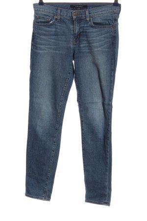 J brand Slim Jeans blue casual look