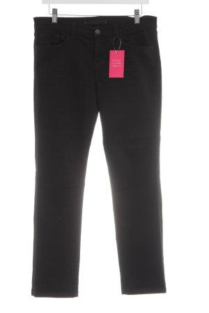 J brand Slim Jeans schwarz Business-Look