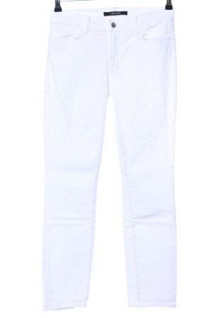 J brand Slim Jeans weiß Casual-Look
