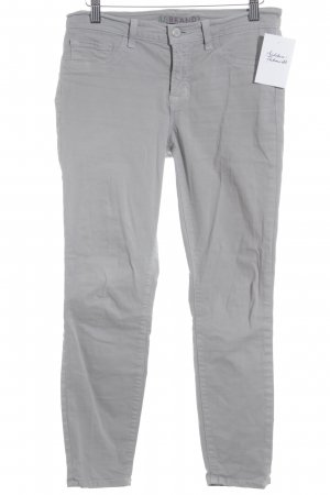 J brand Slim Jeans hellgrau Casual-Look
