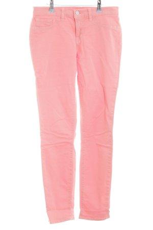 J brand Slim Jeans lachs schlichter Stil