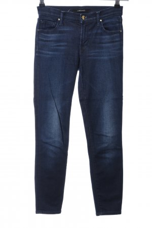J brand Slim Jeans stahlblau-dunkelblau Casual-Look