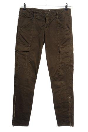 J brand Stoffhose braun Casual-Look