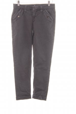 J brand Stoffhose grau Business-Look