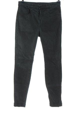 J brand Stoffhose schwarz Casual-Look