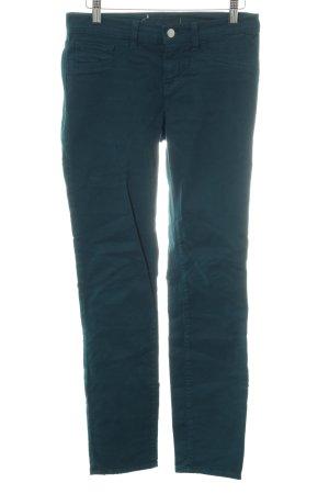 J brand Jeansy z prostymi nogawkami zielony W stylu casual