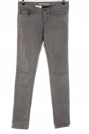 J brand Jeansy z prostymi nogawkami jasnoszary Melanżowy W stylu casual