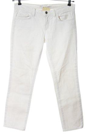 J brand Jeansy z prostymi nogawkami w kolorze białej wełny W stylu casual