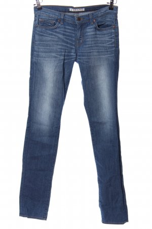 J brand Jeansy z prostymi nogawkami niebieski W stylu casual