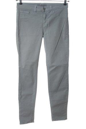 J brand Jeans a gamba dritta grigio chiaro stile casual