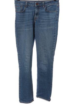 J brand Straight Leg Jeans blue casual look
