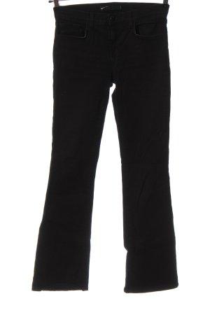 J brand Jeans elasticizzati nero stile casual