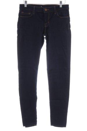 J brand Stretchhose dunkelblau Jeans-Optik