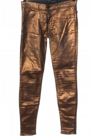 J brand Treggings bronze-colored casual look