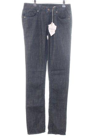 J & Company Straight-Leg Jeans blau Casual-Look