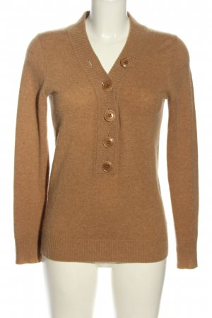 J.crew Cashmere Jumper nude flecked casual look