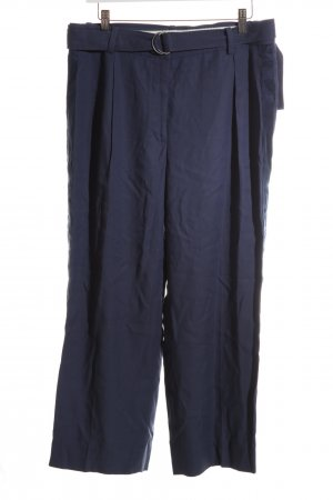 J.crew Pantalone culotte blu stile professionale