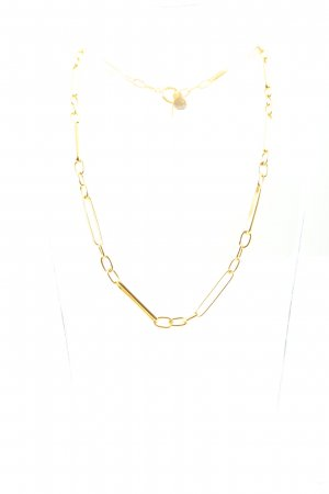 J.crew Gliederkette goldfarben Business-Look