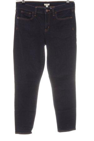 J.crew Hoge taille jeans zwart casual uitstraling