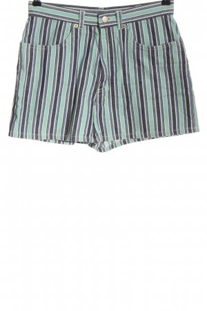 J.crew Hot Pants Streifenmuster Casual-Look