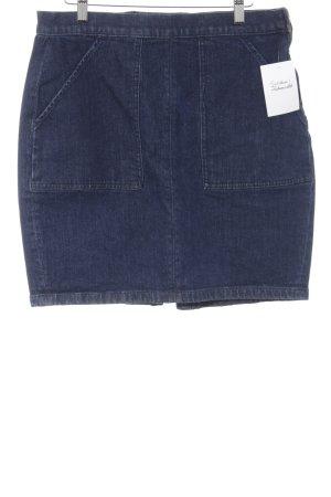 J.crew Gonna di jeans blu stile casual