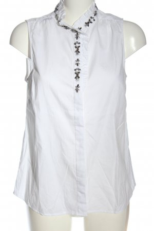 J.crew Short Sleeve Shirt white elegant