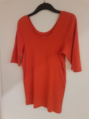 J.crew Backless Top orange