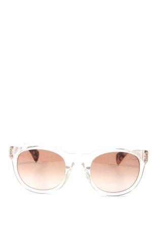 J.crew ovale Sonnenbrille