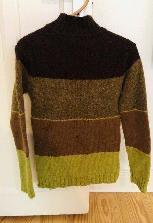 J.crew Maglione lavorato a maglia multicolore