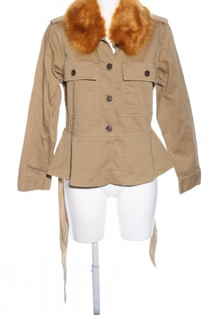 J.crew Safari Jacket brown-light orange casual look
