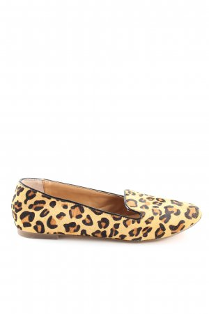 J.crew Slip-on Shoes animal pattern casual look