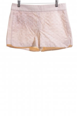 J.crew Shorts pink grafisches Muster Casual-Look
