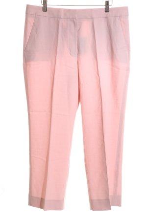 J.crew Pantalon en jersey rose style d'affaires