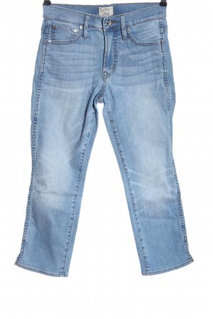 J.crew Straight-Leg Jeans blau Casual-Look