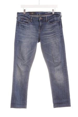 """J.crew Straight-Leg Jeans """"Reid"""" stahlblau"""