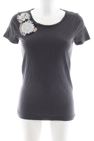 J.crew T-Shirt mehrfarbig Casual-Look