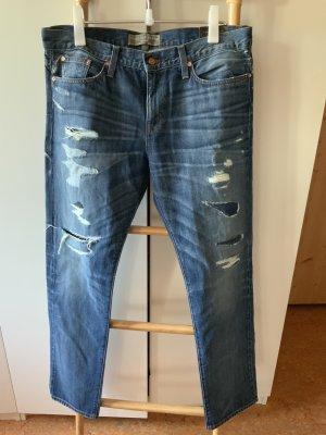 J.crew x Rocker Jeans used look