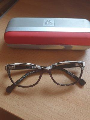 JF Rey Okulary brązowy-w kolorze białej wełny