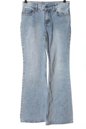 J. Galt Jeansschlaghose