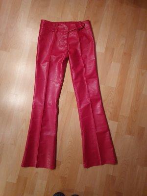 JLO by Jennifer Lopez Pantalon taille basse rouge-rouge brique