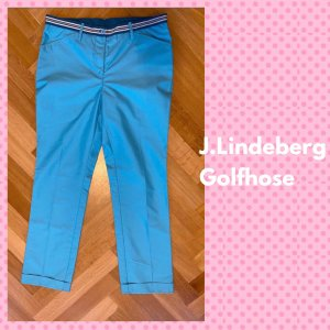 J.lindeberg Pantalone chino blu neon Poliestere