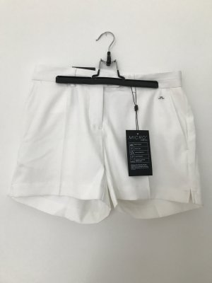 J.lindeberg Pantaloncino sport bianco Poliestere