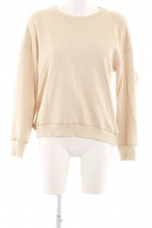 J.O.A Sweatshirt creme Casual-Look